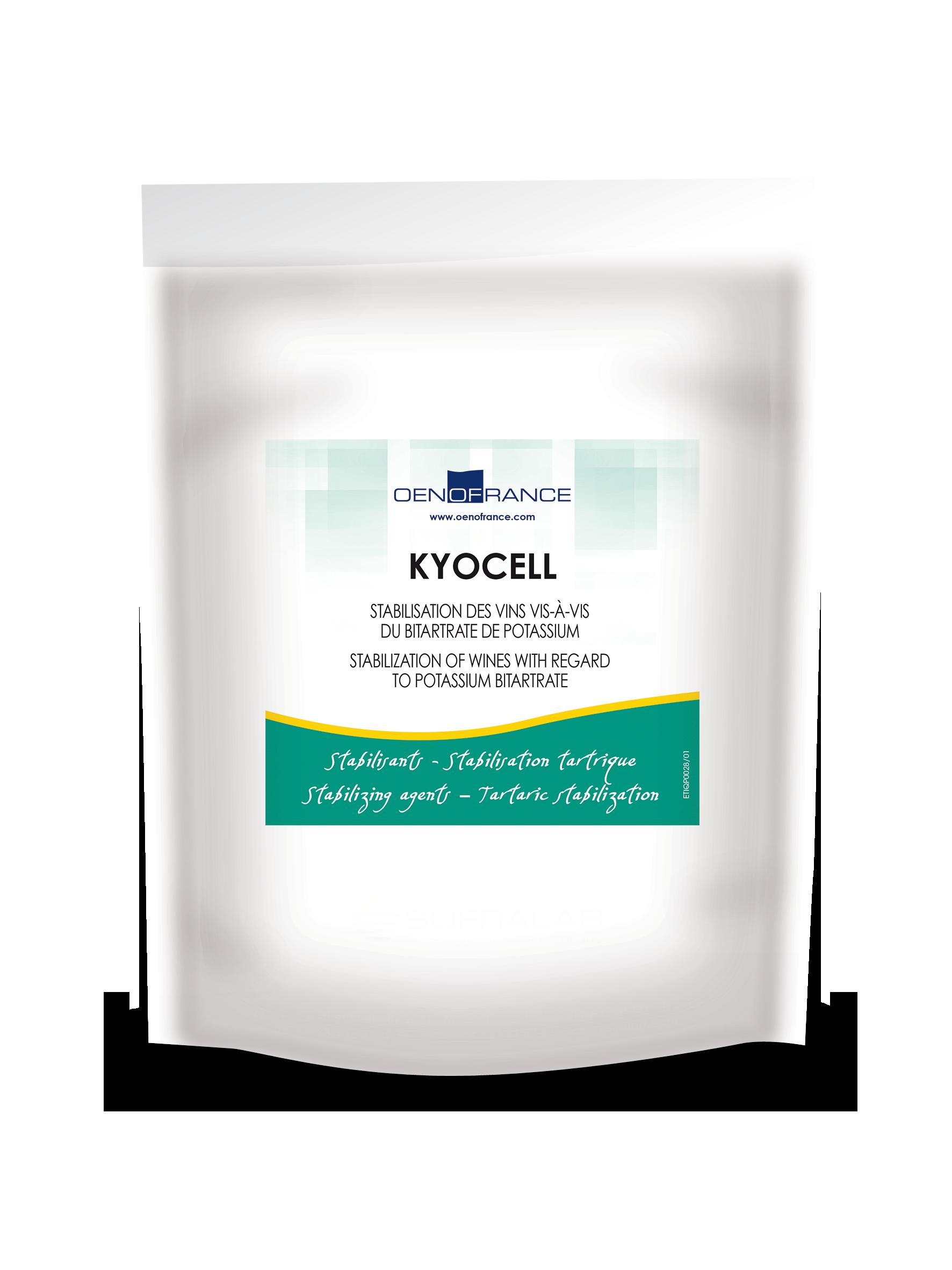 Kyocell-Granulare-NOSOF